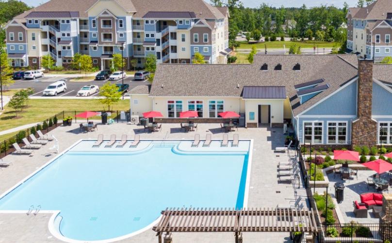 Glenmoor Oaks Pool